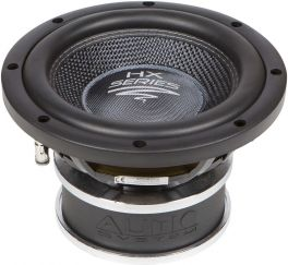 "AUDIO SYSTEM HX 08 SQ Subwoofer HIGH END 8"" 200 mm 4 ohm 250W RMS"