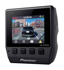 Pioneer ND-DVR100 Dash cam Full HD con display da 2 pollici