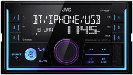 JVC KW-X830BT autoradio2 DIN con Bluetooth, front-USB, Aux-in frontale, Spotify