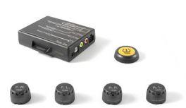 Phonocar VM362 Kit 4 sensori per monitoraggio pressione gomme Wireless su monitor