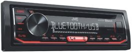 JVC KD-R792BT autoradio CD / USB / AUX-IN / Bluetooth / illuminazione tasti rossa