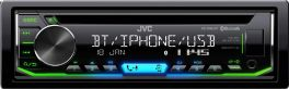JVC KD-R992BT autoradio CD / USB / AUX-IN / Bluetooth / Illuminazione variabile