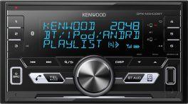 Kenwood DPX-M3100BT autoradio 2 DIN Bluetooth con Spotify, USB, vivavoce (senza unità CD)