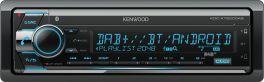 Kenwood KDC-X7200DAB autoradio con DAB + Spotify, Bluetooth, lettore di CD, 2x USB, AUX-IN