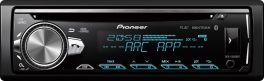 Pioneer DEH-S5000BT autoradio 1 DIN, Bluetooth, USB anteriore, iPod, Android, frontale AUX-In