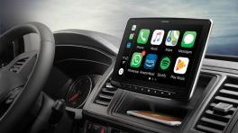 Alpine iLX-F903-500MCA autoradio per FIAT 500 dopo il 2015 Halo9 in stile tablet con Apple CarPlay e Android Auto