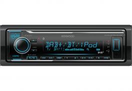 Kenwood KMM-BT504DAB autoradio Digitale DAB/DAB+ Bluetooth / Spotify
