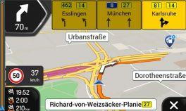 Zenec ZEMAP50 mappa navigazione con cartografia Europa 47 Paesi per navigazione GPS custom-fit Zenec Essential II (ZE6150, ecc.)