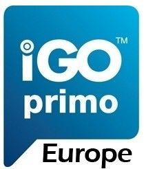 Phonocar NV940 Mappa di navigazione iGo Primo Europa