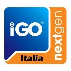 Phonocar NV931 Mappa di navigazione iGo Italia
