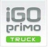 PHONOCAR NV952 Mappa di navigazione iGo Primo Europa Truck per mezzi pesanti e camper