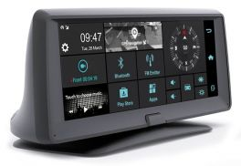 Phonocar VM321E Sistema multimediale da cruscotto Android 5.0, GPS, Bluetooth mappa Europa inclusa