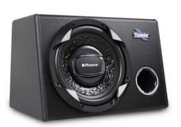 Subwoofer in cassa amplificato Phonocar 02946 400W 300mm (12'')
