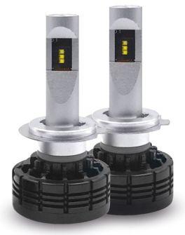 Fari LED H7 abbaglianti /anabbaglianti Phonocar 07513 LAMPADINE LED PER AUTO 4000LM (COPPIA)