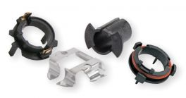 Kit adattatori di fissaggio per lampade led Phonocar 07591