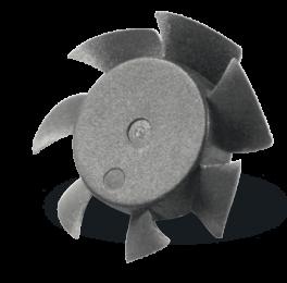 Ventola di ricambio universale per lampade led Phonocar 07599