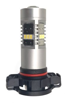 Lampade Led universali luci fendinebbia Can bus integrato PSX24 (COPPIA) Phonocar 07715