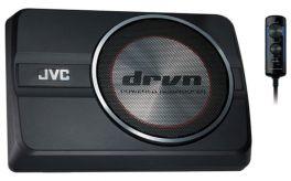 JVC CW-DRA8 Subwoofer sottosedile amplificato ultrapiatto 250W con remote control