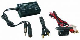 Interfaccia Audio con Modulatore di Frequenza Phonocar 04031