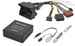 Interfaccia comandi al volante FAKRA Plug and Play Opel-Seat-Skoda-VW Phonocar 04096