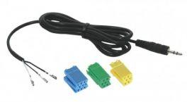 Interfaccia audio Aux-In SRC/CD per Alfa-Fiat-Lancia-Renault-Smart Phonocar 04107