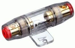 Portafusibili per fusibile 10x38 Cavo In/Out 10-20 mm2 Phonocar 043283 (20 pz)