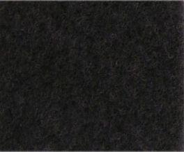 Moquette adesiva liscia rotolo unico 60 1,40x60 mt colore nero Phonocar 04360M (prezzo al metro)