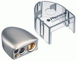 Morsetto Batteria 4 uscite con protezione Phonocar 04481