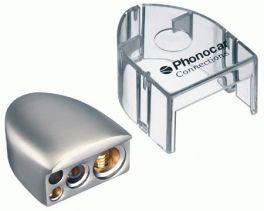 Morsetto Batteria 4 uscite con protezione Phonocar 04482
