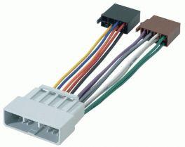 Cavo per autoradio con connettori ISO per Civic 95-00 Phonocar 04621