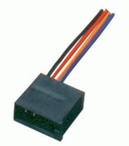 Cavo per autoradio con connettori ISO solo alimentazione multimarca Phonocar 04630