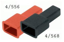 Copriterminali per 04567 colore rosso Phonocar 04656 (100 PZ)