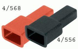 Copriterminali per 04567 colore nero Phonocar 04658 (100 PZ)