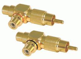 Duplicatori a Y RCA Phonocar 046711 COPPIA