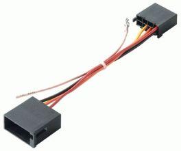 Cavo con connettore ISO per alimentazione per Audi/Seat/VW Phonocar 04718