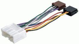 Cavo autoradio con connettore ISO per Nissan Phonocar 04723