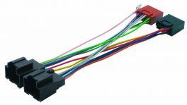 Cavo autoradio con connettore ISO per Chevrolet Captiva - Epica 06- Aveo 10-12 Phonocar 04740