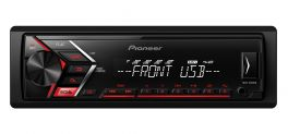 Pioneer MVH-S100UB Autoradio digitale con sintonizzatore RDS, USB e Aux-In