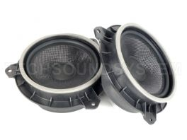 Focal IS165TOY Kit altoparlanti a 2 vie separate da 165mm (6,5'') 120W per Toyota