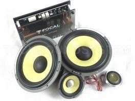 Focal ES165KX3 altoparlanti 3 vie diffusori K2 power 240W MID+ WOOFER 165mm +TWEETER e CROSSOVER