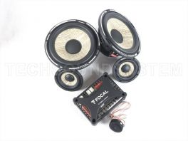 Focal PS165F3 Kit altoparlanti a 3 vie separate 165 mm (6,5'') 160W