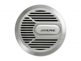 "Alpine SWR-M100 Subwoofer marino 10"" 900W RMS 100 colore silver"