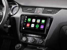 Alpine X902D-OC3 autoradio 9'' per Skoda Octavia 3 Type 5E 2012- con Navi, Android Auto e App CarPlay