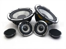 Focal UTOPIA BE KIT N.7 ACTIVE (no crossover) Kit altoparlanti a 3 vie 16,5/8 cm (6,5/3'') 100W