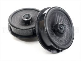 Focal IC165VW Altoparlanti Coassiali a 2 vie da 16,5 cm (6,5'') 120W per VW COPPIA