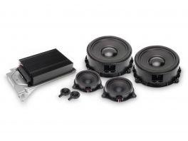Alpine SPC-400TT Sistema audio a 3 vie per Audi TT