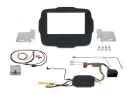 Alpine KIT-7RNG Kit installazione monitor 7'' e 6,1'' per Jeep Renegade KIT-7RENEGADE