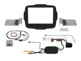 Alpine KIT-8RENEGADE Kit installazione monitor 8'' per Jeep Renegade 15-