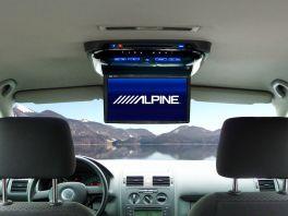 Alpine RSE-K100TN Kit di installazione monitor da tetto per VW Touran
