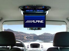 Alpine RSE-K100ZA Kit di installazione monitor da tetto (OPZIONALE) per Operl Zafira
